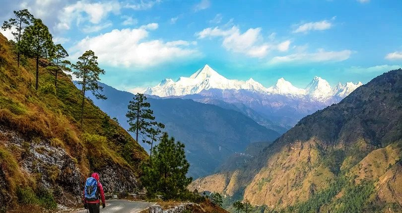 UTTARAKHAND TOUR - North Indian Himalayas with Taj