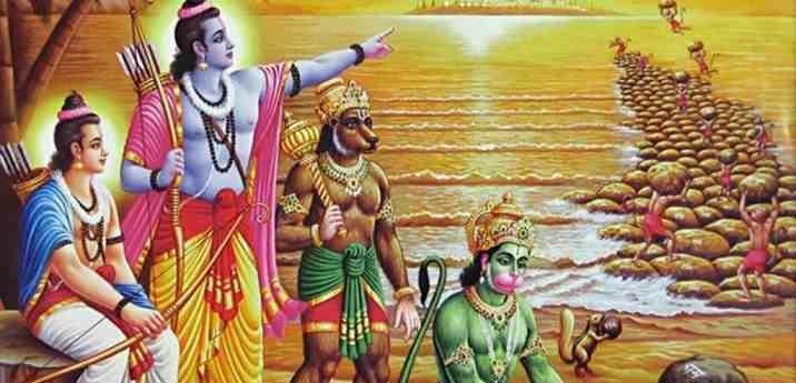 RAMAYANA TRAIL IN INDIA