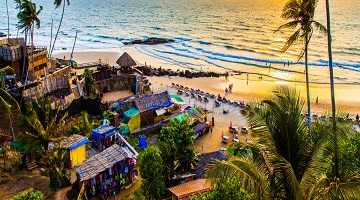 RAJASTHAN WITH GOA BEACH TOUR