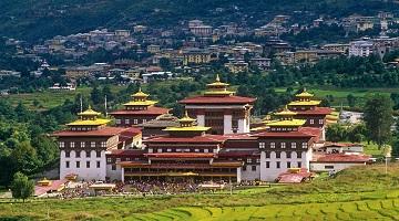 INDIA WITH BHUTAN & NEPAL