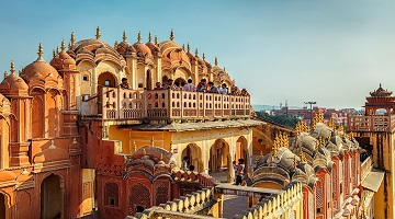 JAIPUR FULL DAY PRIVATE TOUR - ALL INCLUSIVE