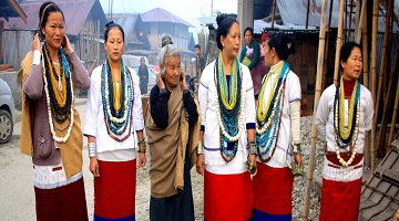 NORTH EAST INDIA TRIBAL CONNECTIONS