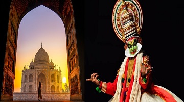 SPLENDORS OF NORTH & SOUTH INDIA TOUR