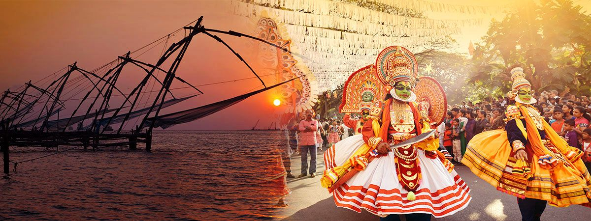KERALA WITH MUMBAI TOUR